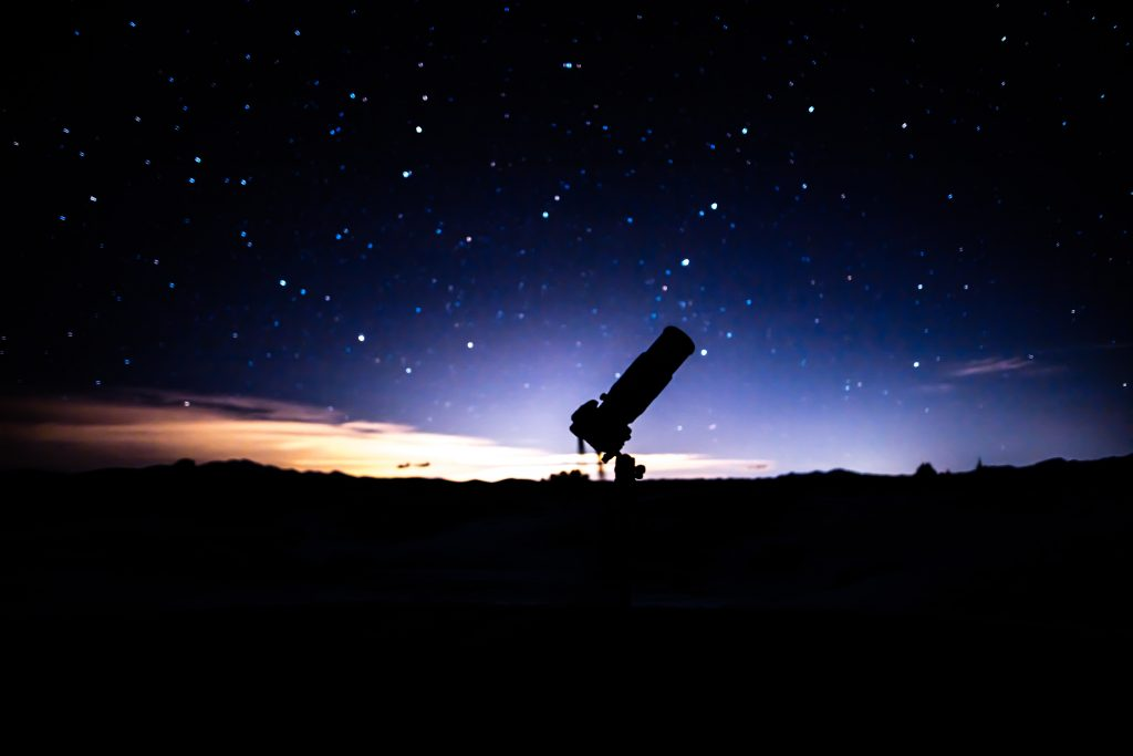 Fall activity stargaze